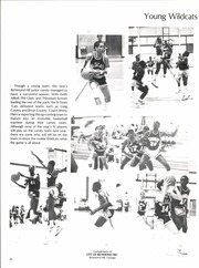 Page 28, 1985 Edition, Richmond Hill High School - Wild Cat Yearbook (Richmond Hill, GA) online yearbook collection