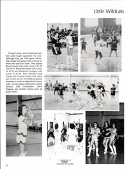 Page 30, 1985 Edition, Richmond Hill High School - Wild Cat Yearbook (Richmond Hill, GA) online yearbook collection