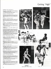 Page 38, 1985 Edition, Richmond Hill High School - Wild Cat Yearbook (Richmond Hill, GA) online yearbook collection