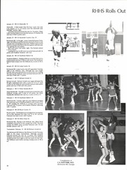 Page 40, 1985 Edition, Richmond Hill High School - Wild Cat Yearbook (Richmond Hill, GA) online yearbook collection