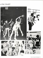 Page 41, 1985 Edition, Richmond Hill High School - Wild Cat Yearbook (Richmond Hill, GA) online yearbook collection