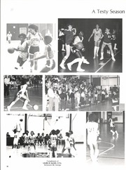 Page 42, 1985 Edition, Richmond Hill High School - Wild Cat Yearbook (Richmond Hill, GA) online yearbook collection