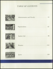 Page 16, 1958 Edition, Savannah High School - Blue Jacket Yearbook (Savannah, GA) online yearbook collection