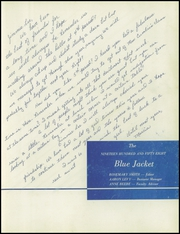 Page 7, 1958 Edition, Savannah High School - Blue Jacket Yearbook (Savannah, GA) online yearbook collection