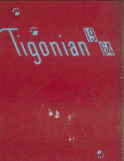 1964 Edition, Carver High School - Tigonian Yearbook (Columbus, GA)