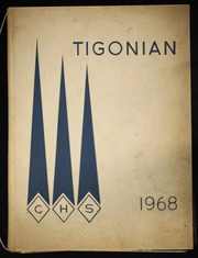 1968 Edition, Carver High School - Tigonian Yearbook (Columbus, GA)