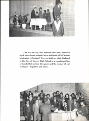 Page 9, 1968 Edition, Carver High School - Tigonian Yearbook (Columbus, GA) online yearbook collection