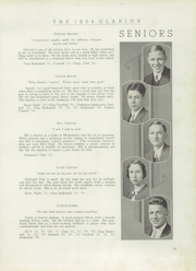 Page 17, 1934 Edition, LaGrange High School - Granger Yearbook (Lagrange, GA) online yearbook collection