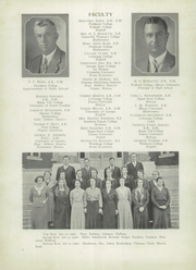 Page 6, 1934 Edition, LaGrange High School - Granger Yearbook (Lagrange, GA) online yearbook collection