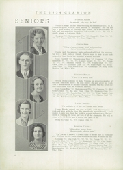 Page 8, 1934 Edition, LaGrange High School - Granger Yearbook (Lagrange, GA) online yearbook collection