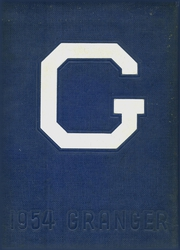 LaGrange High School - Granger Yearbook (Lagrange, GA) online yearbook collection, 1954 Edition, Page 1