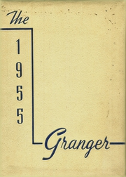 Page 1, 1955 Edition, LaGrange High School - Granger Yearbook (Lagrange, GA) online yearbook collection