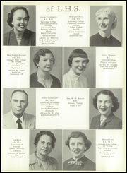 Page 15, 1955 Edition, LaGrange High School - Granger Yearbook (Lagrange, GA) online yearbook collection