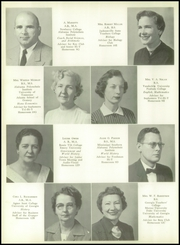 Page 16, 1955 Edition, LaGrange High School - Granger Yearbook (Lagrange, GA) online yearbook collection