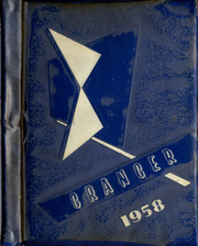 LaGrange High School - Granger Yearbook (Lagrange, GA) online yearbook collection, 1958 Edition, Page 1
