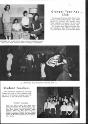 Page 54, 1959 Edition, LaGrange High School - Granger Yearbook (Lagrange, GA) online yearbook collection