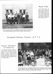 Page 61, 1959 Edition, LaGrange High School - Granger Yearbook (Lagrange, GA) online yearbook collection