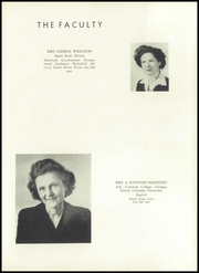 Page 15, 1946 Edition, Forest Park High School - Retrospect Yearbook (Forest Park, GA) online yearbook collection