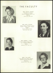 Page 16, 1946 Edition, Forest Park High School - Retrospect Yearbook (Forest Park, GA) online yearbook collection