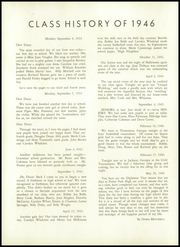 Page 20, 1946 Edition, Forest Park High School - Retrospect Yearbook (Forest Park, GA) online yearbook collection