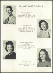 Page 21, 1946 Edition, Forest Park High School - Retrospect Yearbook (Forest Park, GA) online yearbook collection