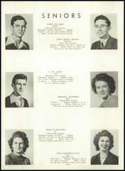 Page 22, 1946 Edition, Forest Park High School - Retrospect Yearbook (Forest Park, GA) online yearbook collection