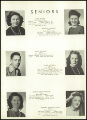 Page 24, 1946 Edition, Forest Park High School - Retrospect Yearbook (Forest Park, GA) online yearbook collection