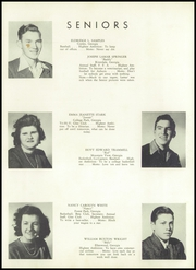 Page 25, 1946 Edition, Forest Park High School - Retrospect Yearbook (Forest Park, GA) online yearbook collection