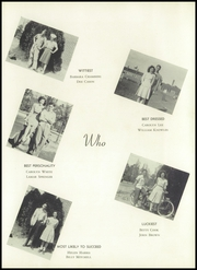Page 29, 1946 Edition, Forest Park High School - Retrospect Yearbook (Forest Park, GA) online yearbook collection