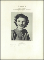 Page 9, 1946 Edition, Forest Park High School - Retrospect Yearbook (Forest Park, GA) online yearbook collection