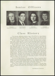 Page 10, 1947 Edition, Forest Park High School - Retrospect Yearbook (Forest Park, GA) online yearbook collection