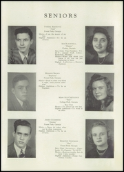 Page 11, 1947 Edition, Forest Park High School - Retrospect Yearbook (Forest Park, GA) online yearbook collection