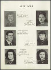 Page 12, 1947 Edition, Forest Park High School - Retrospect Yearbook (Forest Park, GA) online yearbook collection