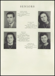 Page 13, 1947 Edition, Forest Park High School - Retrospect Yearbook (Forest Park, GA) online yearbook collection