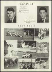 Page 16, 1947 Edition, Forest Park High School - Retrospect Yearbook (Forest Park, GA) online yearbook collection