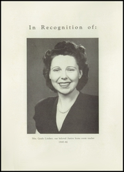 Page 8, 1947 Edition, Forest Park High School - Retrospect Yearbook (Forest Park, GA) online yearbook collection