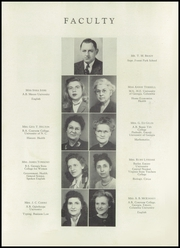 Page 9, 1947 Edition, Forest Park High School - Retrospect Yearbook (Forest Park, GA) online yearbook collection