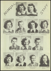 Page 11, 1948 Edition, Forest Park High School - Retrospect Yearbook (Forest Park, GA) online yearbook collection
