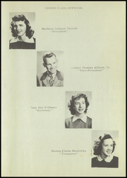 Page 17, 1948 Edition, Forest Park High School - Retrospect Yearbook (Forest Park, GA) online yearbook collection