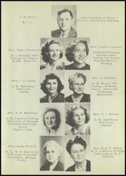 Page 9, 1948 Edition, Forest Park High School - Retrospect Yearbook (Forest Park, GA) online yearbook collection