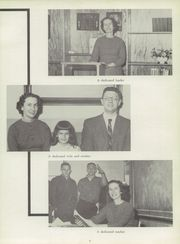 Page 13, 1960 Edition, Forest Park High School - Retrospect Yearbook (Forest Park, GA) online yearbook collection