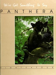 1984 Edition, Campbell High School - Panthera Yearbook (Smyrna, GA)