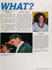 Page 15, 1984 Edition, Campbell High School - Panthera Yearbook (Smyrna, GA) online yearbook collection