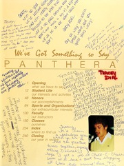 Page 3, 1984 Edition, Campbell High School - Panthera Yearbook (Smyrna, GA) online yearbook collection
