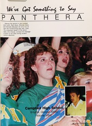Page 5, 1984 Edition, Campbell High School - Panthera Yearbook (Smyrna, GA) online yearbook collection