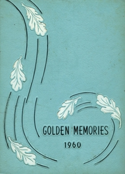 1960 Edition, Fayette County High School - Golden Memories Yearbook (Fayetteville, GA)