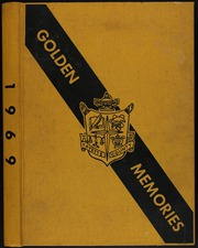 1969 Edition, Fayette County High School - Golden Memories Yearbook (Fayetteville, GA)
