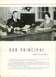 Page 10, 1947 Edition, Jordan Vocational High School - Red Jacket Yearbook (Columbus, GA) online yearbook collection