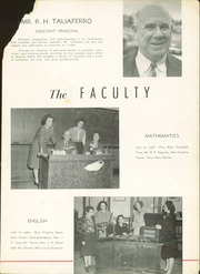 Page 11, 1947 Edition, Jordan Vocational High School - Red Jacket Yearbook (Columbus, GA) online yearbook collection