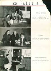Page 12, 1947 Edition, Jordan Vocational High School - Red Jacket Yearbook (Columbus, GA) online yearbook collection